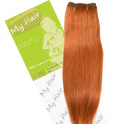 My Hair 36cm Colour 350 Euro Weft Hair Extensions