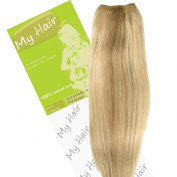 My Hair 36cm Colour 12/16/613 Euro Weft Hair Extensions