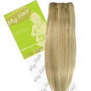 My Hair 36cm Colour 18/SW Euro Weft Hair Extensions