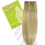 My Hair 36cm Colour 18/SW Euro Weft Hair Extensions