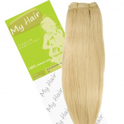 My Hair 36cm Colour 22 Euro Weft Hair Extensions