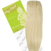 My Hair 36cm Colour 613 Euro Weft Hair Extensions