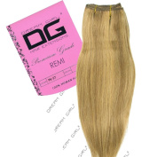 Dream Girl 41cm Colour 627 Remi Weft Hair Extensions