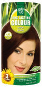 Hennaplus Long Lasting Colour Warm Brown 4.45