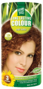 Hennaplus Long Lasting Colour Café Latte 7.54