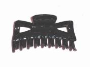 Glitz4Girlz Large Black Claw Clip