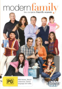 Modern Family: Season 4 [Region 4]