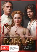 The Borgias: Season 3 [Region 4]