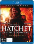Hatchet 3 (Uncut) [Region B] [Blu-ray]