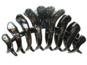 Glitz4Girlz Metallic Claw Clip - Carly