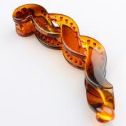 Hair Accessories Banana Clip Hair Clip Hair Comb Fish Clip Black Or Tort Fancy Banana Clip Slide[Tortoise Shell 2]
