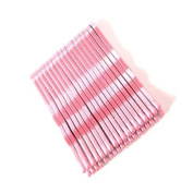 18 Pink Small Kirby Hair Grips IN9618