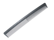 PROFESSIONAL HAIRDRESS CARBON fibre HAIR EXTENSIONS CUTTING TOOTHED COMB