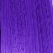 Biya Hair Elements 6 X Curly/Wavy Highlights Clip In Hair Extensions - 60Grams 20 Inches(50Cm) Colour Neon Purple#