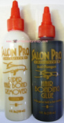 Salon Pro Hair Extension Black Glue & Remover Kit-4 oz