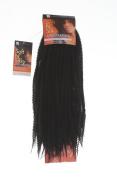 Afro Twist Braid. Off Black