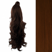 Wrap Around Ponytail Hair Extension - Gorgeous Curls 50cm Curly Hair