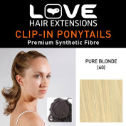 Love Hair Extensions Percilla Drawstring Synthetic Hair Ponytail Colour