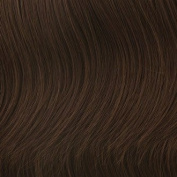 2 Piece Clip In Hair Extensions Hairdo by Ken Paves DARK AUBURN R33