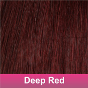 Lauren's Way Deep Red Hair Extensions Colour 37