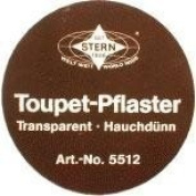 Toupetpflaster 12mm x 5m