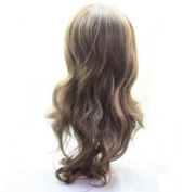 60cm Promotio Natural Fashion Hair Wig Long Wave Women Full Wigs(Model:jf010170)