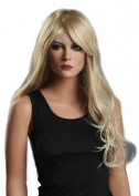Sexy Long Western Stylish Womens Natural Healthy Hair Wave Curly Blonde Wig Wigs