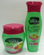 VATIKA EGG PROTEIN DEEP CONDITIONING HAIR MASK & EGG PROTEIN REJUVENATING SHAMPOO