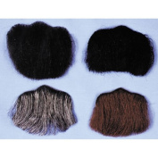 Costumes For All Occasions Cb37Lb Goatee 3 Point Light Brown