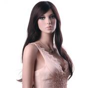 Songmics Fashion Lady's Wig Female Wavy Curly Long 53cm WFF073