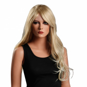 Songmics Fashion Lady's Wig Female Wavy Curly Long 53cm WFF076