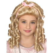 Rubies Costume Co 51236 Storybook Blonde Wig Child