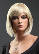 Forever Young BOB STYLE Blonde Blend Short Lady Wig! VOGUE Wigs UK