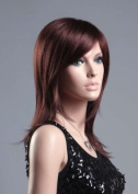 Forever Young Ladies Long Dark Auburn Red Wig