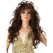 California Costume Collection 31627 Seduction Wig - Brown