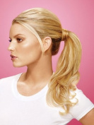 hairdo. Wrap Around Pony Synthetic Hairpiece by Jessica Simpson - R29S