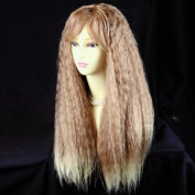 Stunning Super Big Blonde mix Auburn Curly Long Ladies Wigs from WIWIGS UK