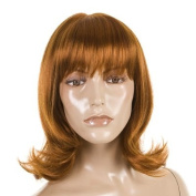 Sandy Ginger Cute Fashion Flick 50's 60's Style Wig