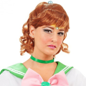 Sailor Moon Jupiter Costume Wig