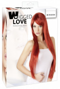 Wig Miranda Red