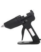 12mm Professional Glue Gun - Black