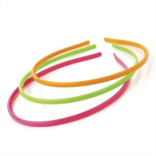 Bling Online 3pc Neon Head Bands.
