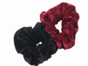 Glitz4Girlz Burgundy Pack Scrunchies