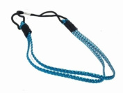 Glitz4Girlz Blue Plaited Headband Elastic