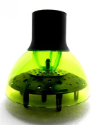 Canway Hair Dryer Diffuser Light Weight A- Transparent Green