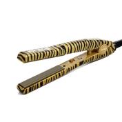 Ionika Mini Hair Style Detailer Gold Zebra