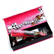 Herstyler Tattoo Pink Ceramic Hair Straightener