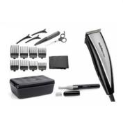 BaByliss 7437TU 20 Piece Home Mens Hair Cutting Kit Clipper & Trimmer Set