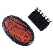 Mason Pearson Popular Bristle and Nylon Military Brush