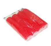 hook and loop Self Grip Hair Rollers Pack of 12pcs . Approx 4cm Diameter.